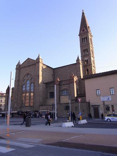 2010.2、6サンタ・マリア・ノヴェッラ教会