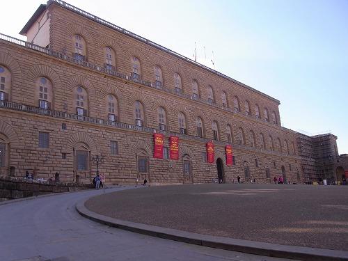 2010.2、7ピッティ宮殿