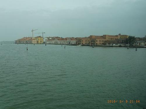 2010.2、メストレからヴェネツイアへ